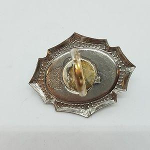 GASOLINE GLAMOUR Jewelry - Rhinestone bulldog mini ring sample 🐶🐶🐕🐕